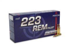 FIO223ARD Fiocchi Range Dynamics 223 Remington 55 Grain FMJ BT