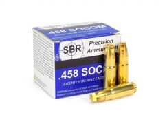 SBR .458 SOCOM 300 Gr LEHIGH-EXTREME PENETRATOR (Box)