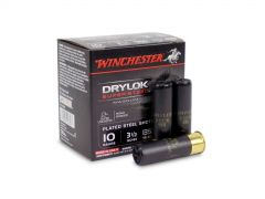 "XSC10BBB Winchester Drylok Super Steel Magnum 10 Gauge 3.5"" 1-5/8 oz BBB Shot"