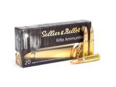 Sellier & Bellot 7.62x39 124 Gr FMJ (Box)