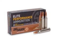 Sig Sauer .223 Rem 60 Gr Elite Hunting HT (Box)
