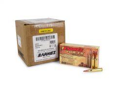 Barnes VOR-TX 260 Remington 120 Grain Tipped TSX Boat Tail (Case)
