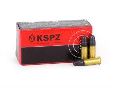 CJSC22LR50 KSPZ 22 LR 50 Rounds 40 Grain Solid Point Ammo