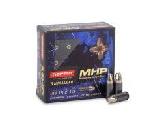 299740020 Norma 9mm 108 Grain Monolithic HP