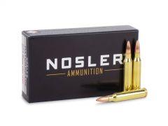 60023 Nosler Match Grade 223 Remington 20 Rounds 69 Grain Custom Competition HPBT Ammo