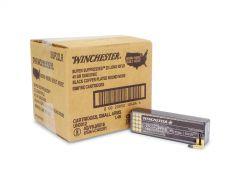 Winchester Super Suppressed 22 LR 45 Gr Black Copper-Plated RN (Case)