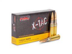 7.62X-BOX PMC X-TAC 7.62x51 147 Grain BT FMJ (Box)