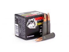 762WFMJ-BOX Wolf Performance 7.62x39 122 Grain Non-Corrosive FMJ (Box)