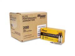 E6MMCTH2-20 Sig Sauer Elite Hunter 6mm Creedmoor 100 Grain Tipped