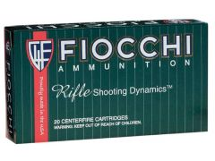 FIO308C-BOX Fiocchi Shooting Dynamics 308 Winchester 180 Grain Pointed Soft Point (Box)