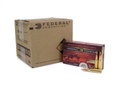 Federal Gold Medal Match 308 Winchester 175 Grain SMK BTHP (Case)
