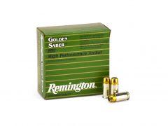 Remington Golden Saber .380 ACP 102 Grain JHP Case GS380B-CASE