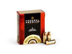 Federal Premium .40 S&W 165 Grain HP