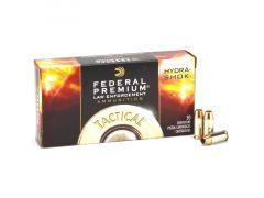 Federal Premium Hydra-Shok .40 S&W 165 Grain HP