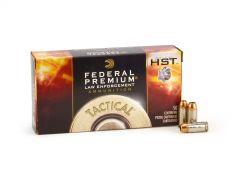Federal Premium HST .40 S&W 180 Grain JHP