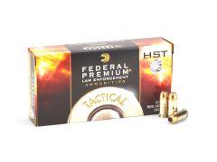 Federal Premium HST .40 S&W 165 Grain JHP