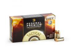 Federal Premium HST 9mm 124 Grain JHP