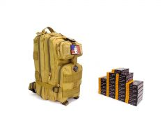 5.56-RTABP-XP193500-TAN RTAC 5.56 Assault Backpack - PMC XP193 (Tan)