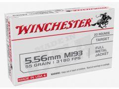 WM193 Winchester 5.56 55 Grain M193 FMJ WM193 Ammo Buy