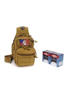 RTAC .22 LR Tactical Sling Pack w/ Holster (Federal)