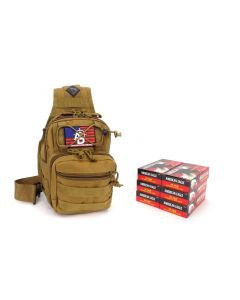 RTAC .40 S&W Tactical Sling Pack w/ Holster - American Eagle