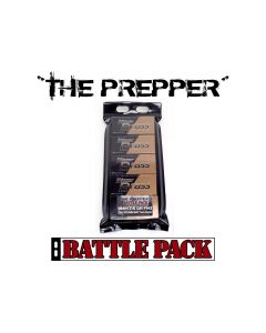 "Blazer Brass 9mm 115 Grain FMJ ""The Prepper"" Battle Pack"