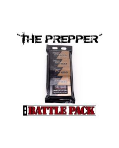 "Blazer Brass 9mm 124 Grain FMJ ""The Prepper"" Battle Pack"