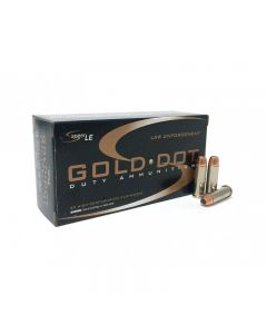 Speer Gold Dot .38 Special 125 Grain +P HP