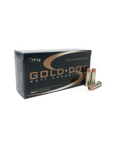 Speer Gold Dot .38 Special 125 Grain HP