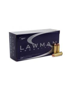 Speer Lawman .38 Special 125 Grain TMJ