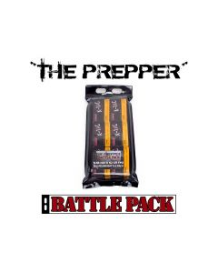 "PMC X-TAC 5.56 NATO 62 Grain Green Tip LAP ""The Prepper"" Battle Pack"