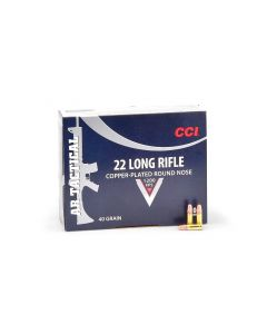 CCI Tactical .22 LR 40 Grain RN Case 956-CASE