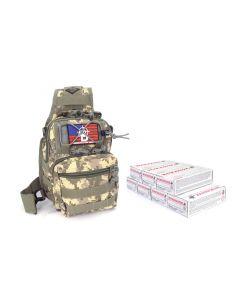 RTAC 9mm Tactical Sling Pack w/ Holster (Winchester)