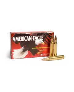 Federal American Eagle .223 Rem 55 Grain FMJ