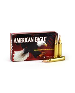 Federal American Eagle .223 Rem 62 Grain FMJ Boat Tail