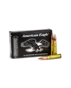 Federal American Eagle .300 AAC Blackout 220 Grain Subsonic OTM