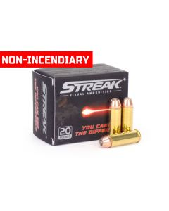 Ammo Inc. STREAK .45 Long Colt 250 Gr JHP Tracer (Box)