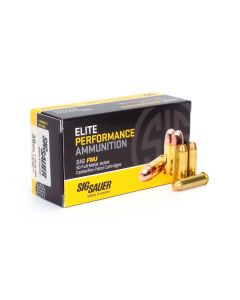 Sig Sauer Elite Performance .38 Special 125 Grain FMJ Box