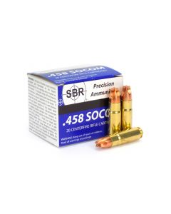 SBR .458 Socom 250 Gr Xtreme Defense (Box)