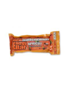 NEW MILLENNIUM ENERGY BAR APRICOT