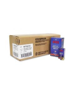 CCI 22 LR 45 Grain Quiet LRN (Case)