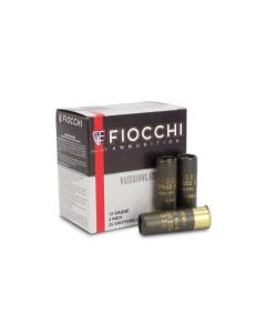 "Fiocchi Shooting Dynamics 12 Ga 3"" 1-1/8 Oz Steel BB Shot (Box)"