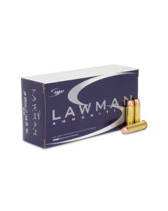 Speer Lawman 38 Special 158 Gr +P TMJ (Box)