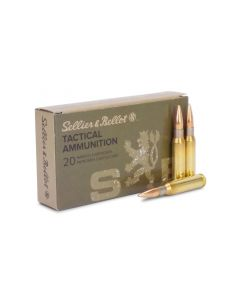 Sellier & Bellot 7.62x51 147 Gr FMJ (Box)