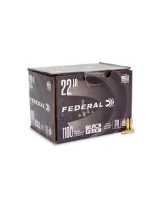 Federal American Eagle Black Pack 22 LR 38 Gr CPHP (Box)