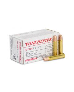 Winchester 22 Mag 45 Gr DynaPoint CPHP (Box)