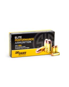 Sig Sauer Elite Performance 10mm 180 Grain FMJ