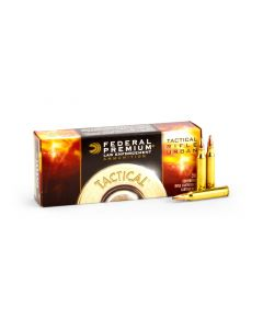 Federal LE Tactical TRU 223 Remington 55 Gr Sierra Gameking BTHP