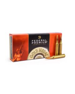 Federal Gold Medal 338 Lapua 300 Grain BTHP