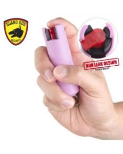 Guard Dog Hard Case Pepper Spray - Pink